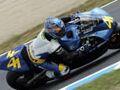 Ui poprvé v MotoGP