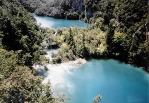 Chorvatsko a Slovinsko 2000