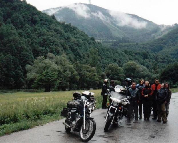 Putování po Slovensku