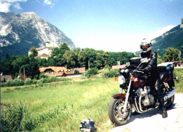 Okolo Dachsteinu