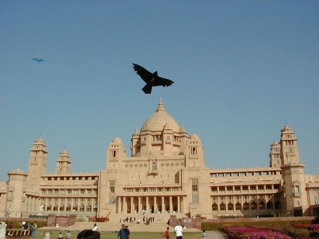 Na motorce do Indie