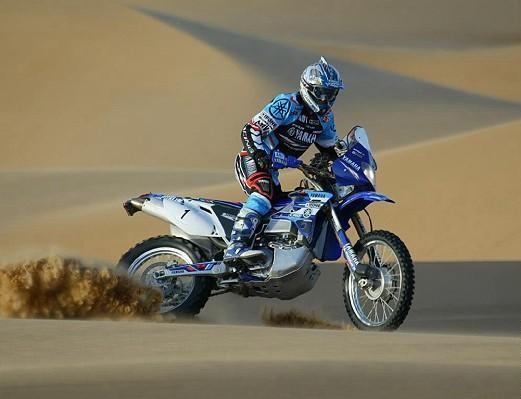 Yamaha 2 Trac se zúèastní Dakaru