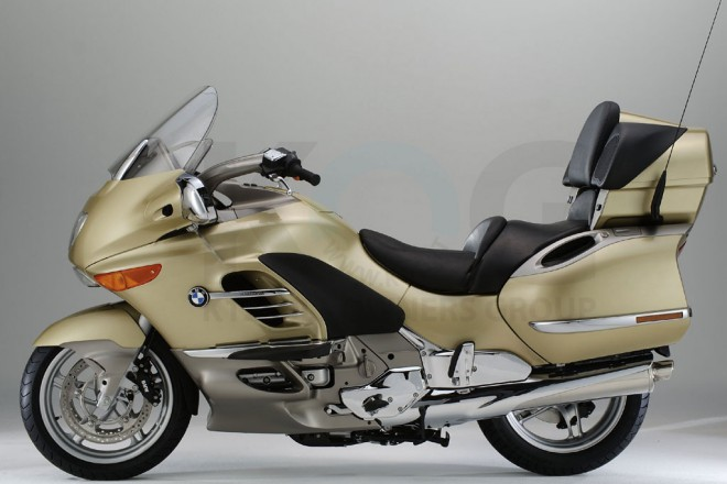 BMW K1200LT Fast Light 2004