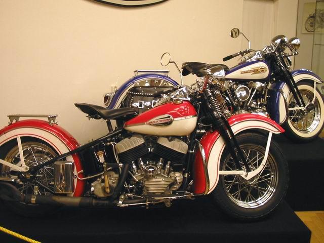 N�rodn� technick� muzeum - motork��� r�j