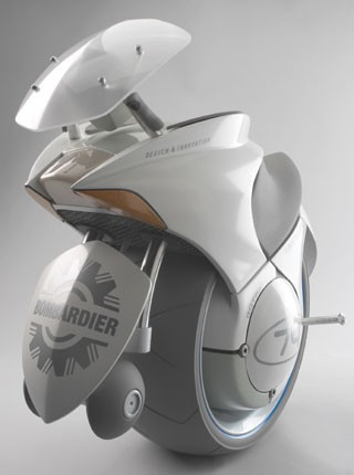 Bombardier - koncept EMBRIO