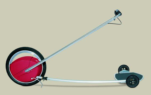 EasyGlider - minimalistick� motocykl
