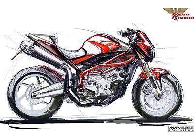 Nový naháè Moto Morini