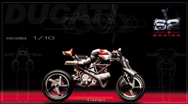 Designérská soutìž Ducati