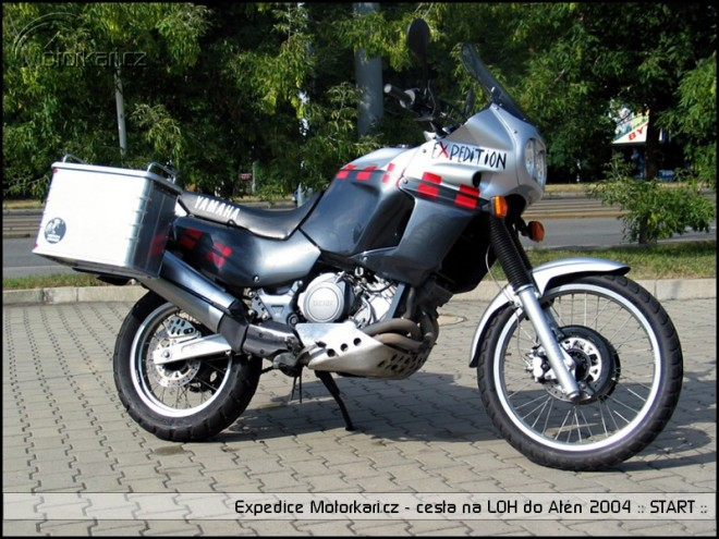 Expedice Motork��i.cz: on-line report�