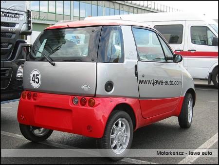 Jawa auto