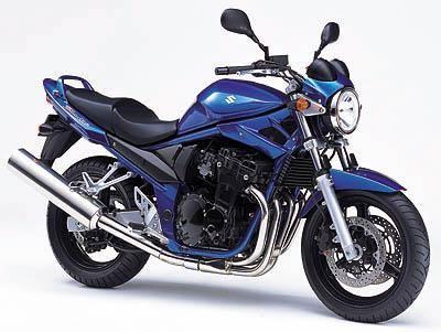 Suzuki Bandit 656 ccm