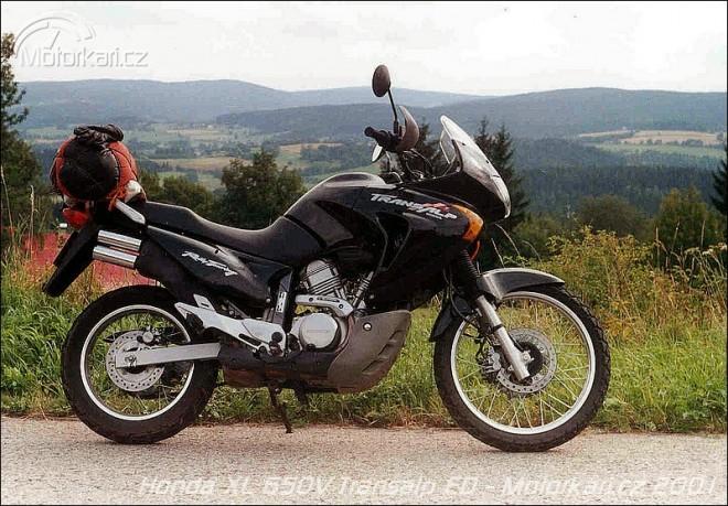 Honda XL 650V Transalp ED