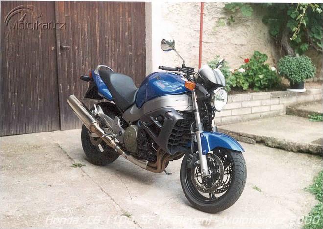 Honda CB 1100  SF