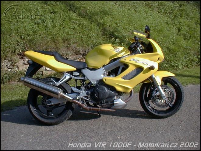 Honda VTR 1000F FIRESTORM