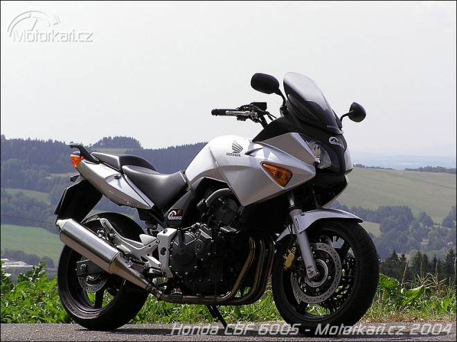 Honda CBF600S