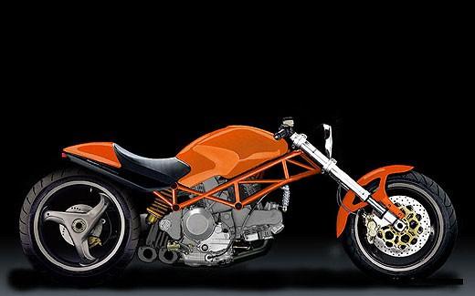Ducati Super-sport Cruiser