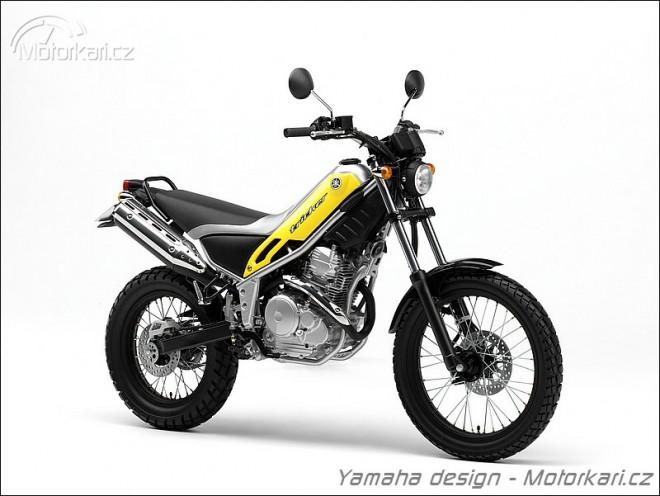 Yamaha Tricker a budoucnost Yamahy