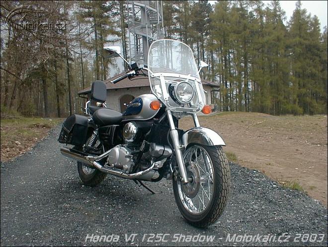 Honda VT 125C Shadow