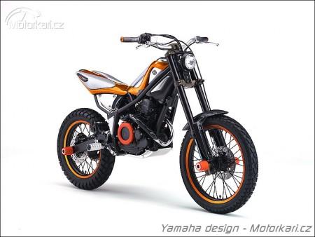 Yamaha Tricker Pro