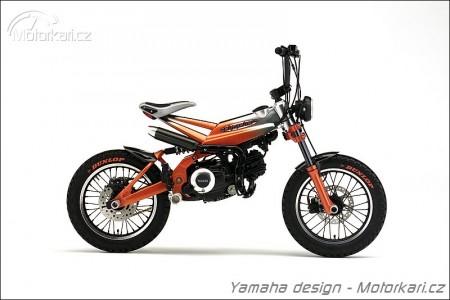Yamaha Chivicker