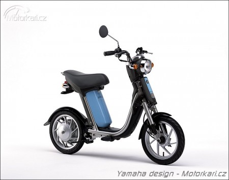 Yamaha Passol