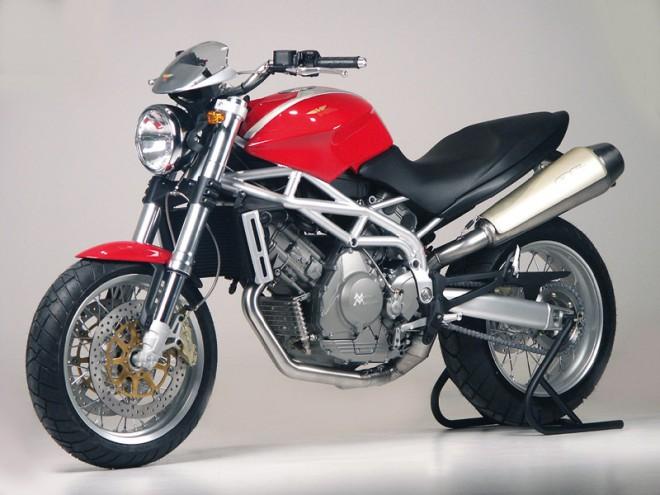 Moto Morini 9 1/2 a Corsaro 1200