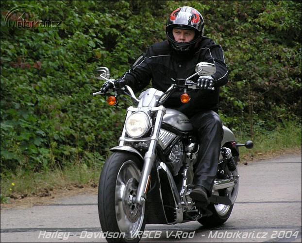 Harley - Davidson VRSCB V-Rod