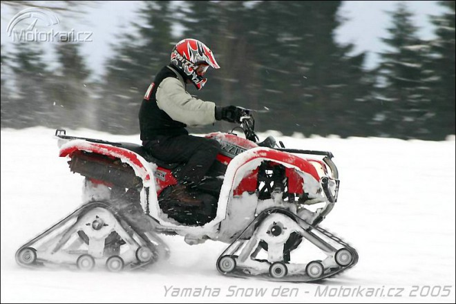 Yamaha Snow den