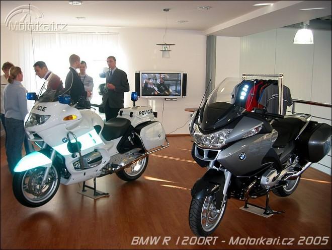 BMW R1200RT v ÈR
