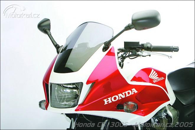 Nová Honda CB1300S