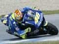 Valentino Rossi zranil lyzare