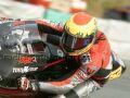 3. den testù Piaggio v Jerezu