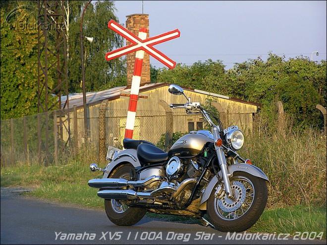 Yamaha XVS 1100A Drag Star Classic