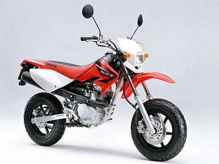 Honda XR 100 Motard