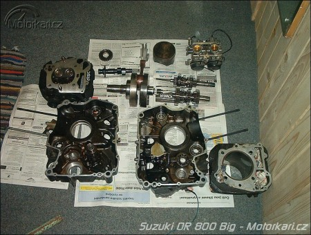 Motor DR Big