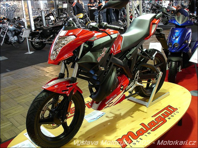 Fotogalerie z výstavy Motocykl