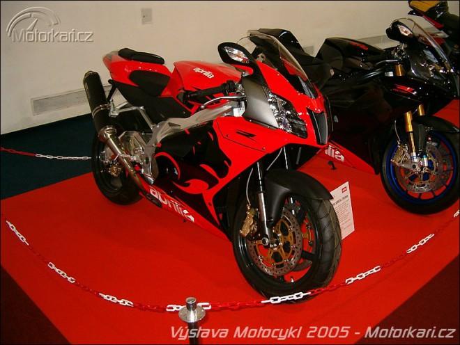 Novinky na èeském motocyklovém webu 2005