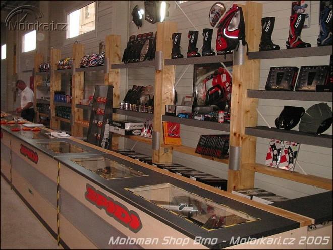 Motoman shop Brno