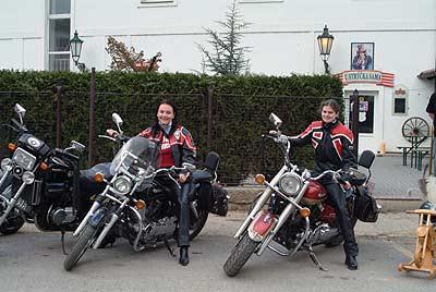 Samovo motorkáøské probuzení 2005