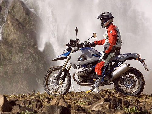 Nov� hard-enduro BMW HP2
