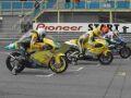 První závod roku 2005