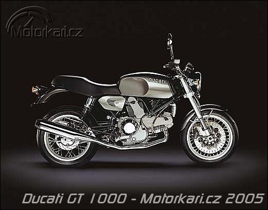 Retro modely Ducati SportClassic