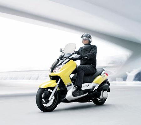 Chystá se Yamaha 250 X Max