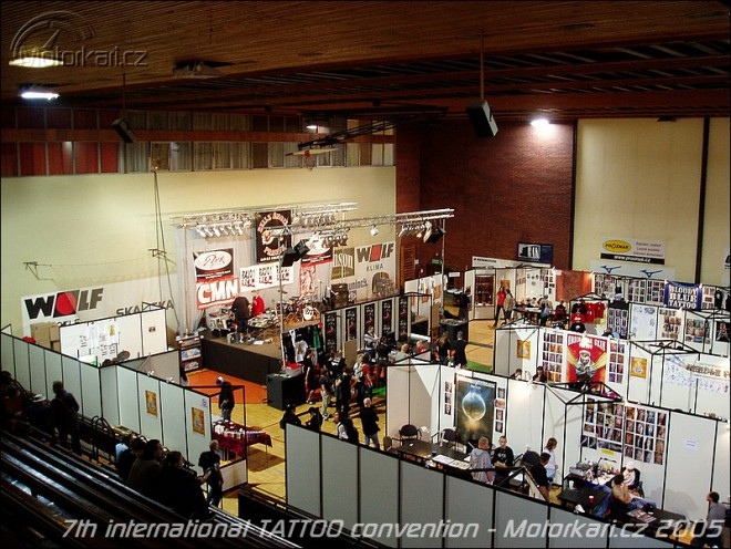 7th international TATTOO convention