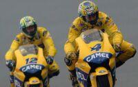 Camel Honda pøed GP Francie