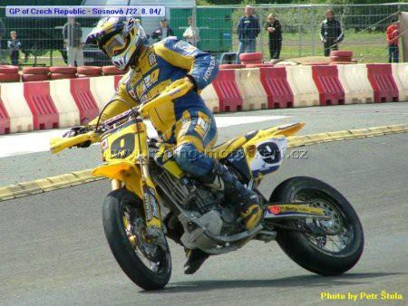Již tento víkend GP Supermoto v Sosnové