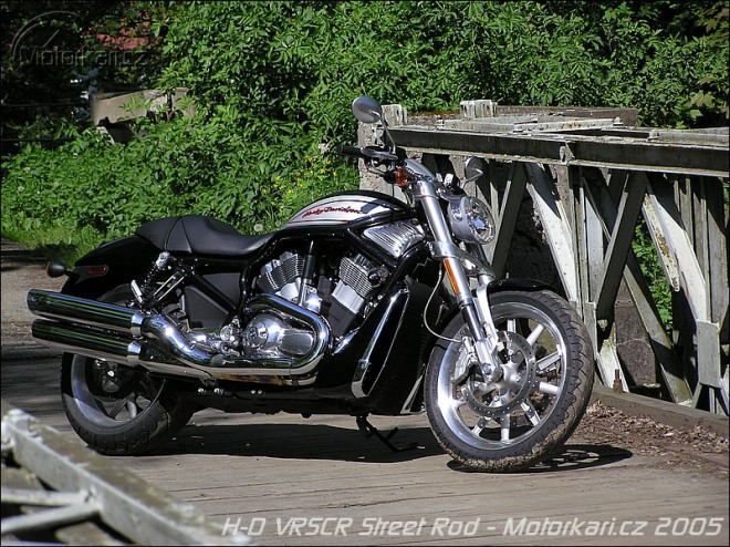 H-D VRSCR Street Rod