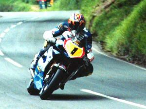 Za�ala leto�n� Tourist Trophy Isle of Man