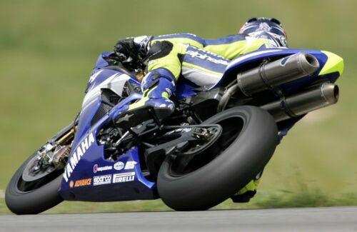 Továrna Yamaha testovala na okruhu v Brnì
