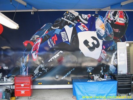 Fotografie z AMA Superbike a z Drag-Hoškovice